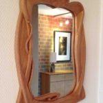 art nouveau spiegel freddy